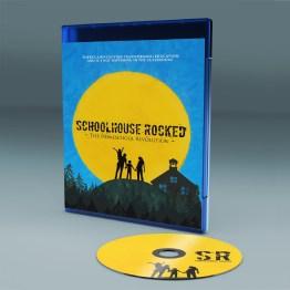 Schoolhouse Rocked Blu-ray Mock-Up