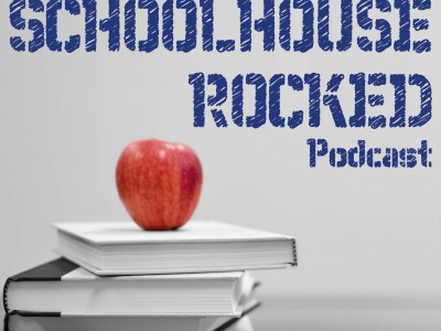 The Schoolhouse Rocked Podcast is coming MONDAY!