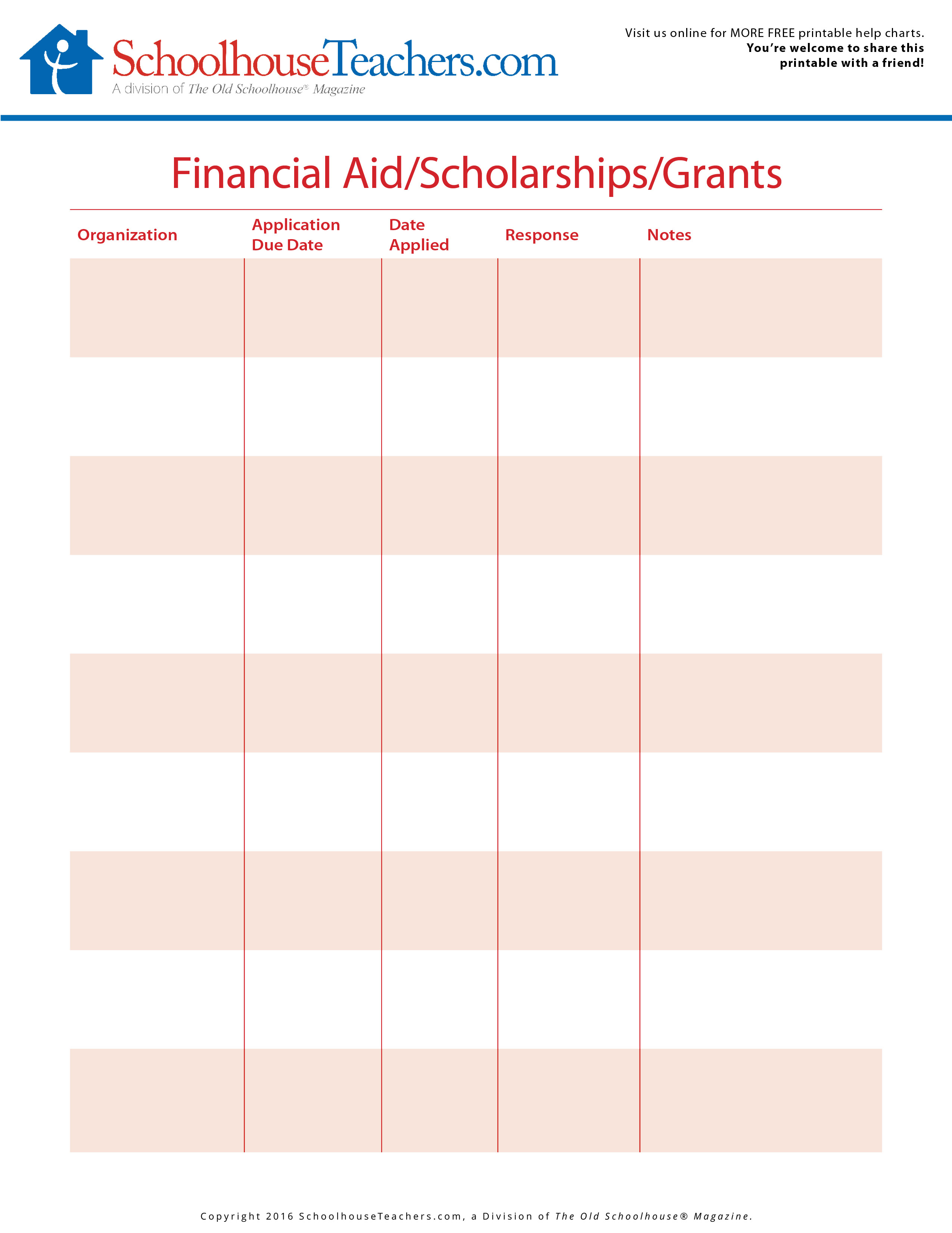 High School Transcript Print Out And Financial Aid Grant
