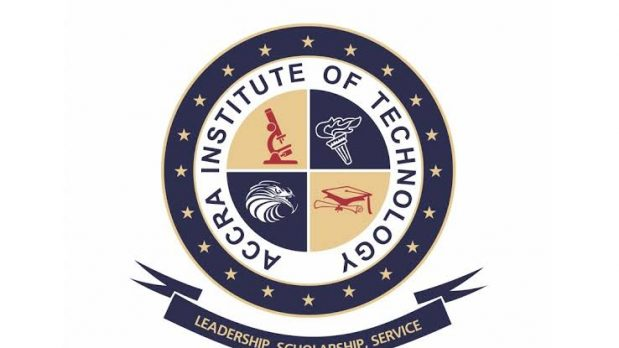 logo of Accra institute of technology-schoolinfogists