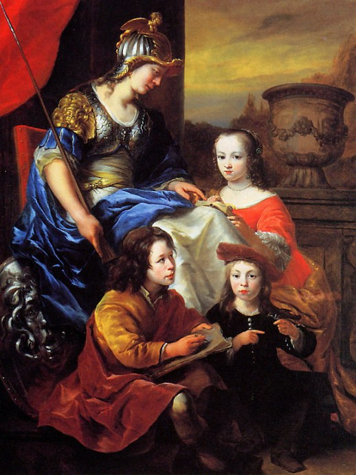 Allegory of Education