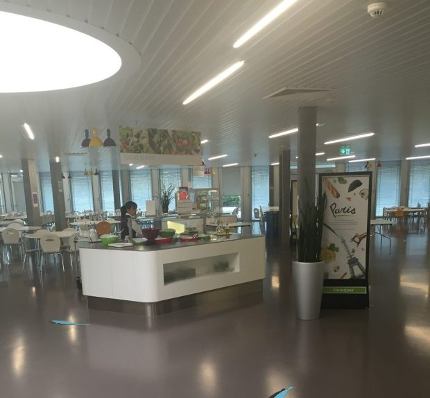Canteen in Gems