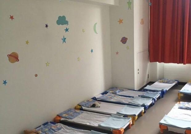 Institut Florimont bedroom in Maternelle