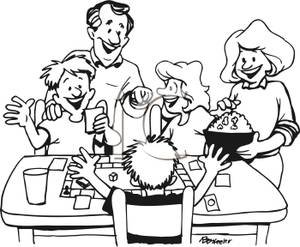 family fun night ideas schoolmarm