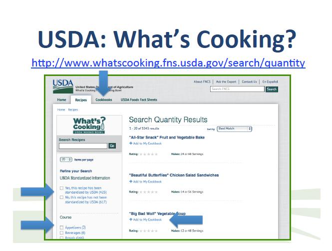 standardized recipe form