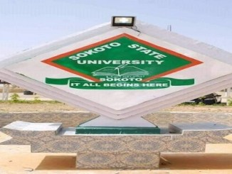 sokoto state university admission list