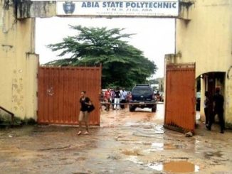 abia poly school fees