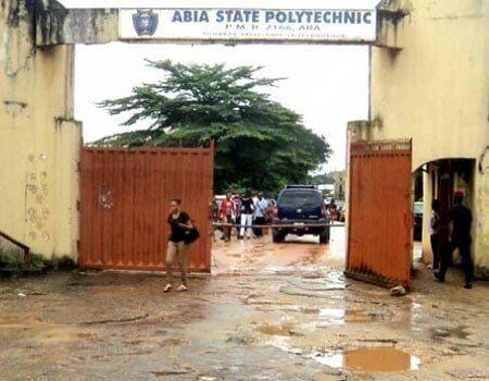 abia poly school fees