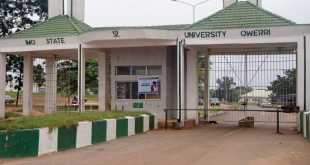 Imo State University (IMSU) News