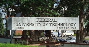 Federal University of Technology Minna, FUTMINNA News www.futminna.edu.ng