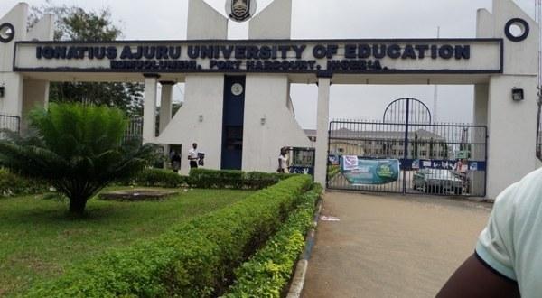 Ignatius Ajuru University of Education, IAUE NEWS