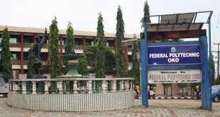 Federal Polytechnic Oko, Anambra State Nigeria, OKOPOLY NEWS