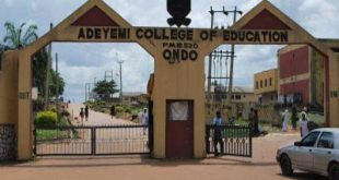 Adeyemi College of Education, (ACEONDO) News