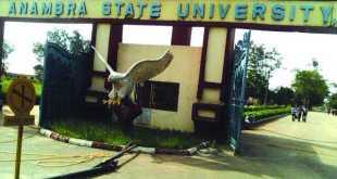 Anambra State University, ANSU News