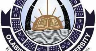 Olabisi Onabanjo University, Ago Iwoye (OOU) News