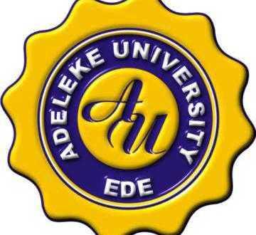 Adeleke University News