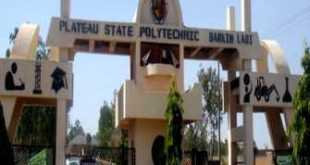 Plateau State Polytechnic (PLAPOLY) News