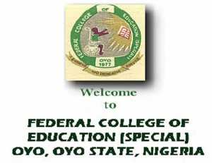 Federal-College-of-Education-Speciail Oyo (FCE OYO) News