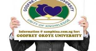 Godfrey Okoye University News