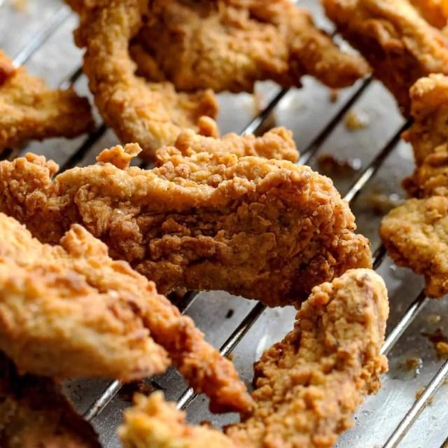 "Vegan Fried ""Chicken"""