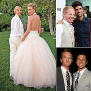 Famous-Gay-Couples-Who-Engaged-Married