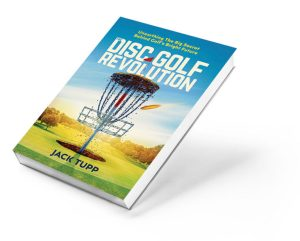 best disc golf book