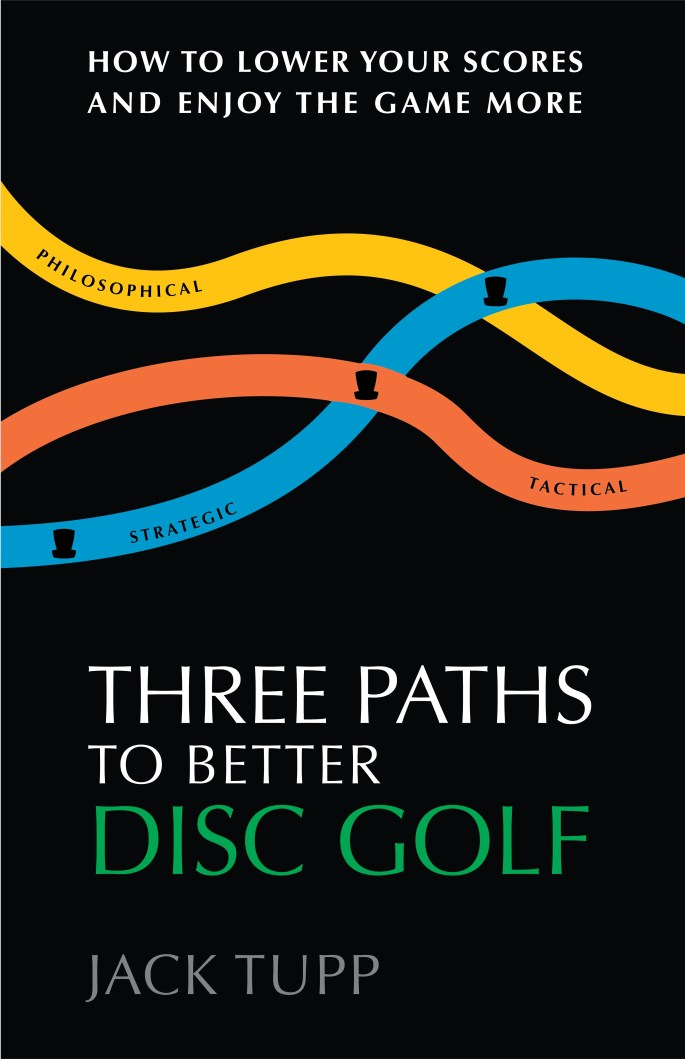 disc golf book, disc golf lessons