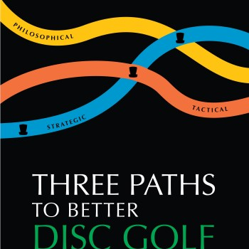 disc golf book, disc golf lessons