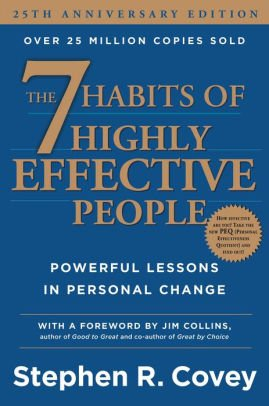school of freedom - 7 habits of highly effective people