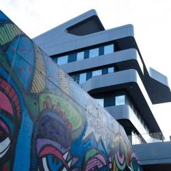 School of LUMIX Fotowalk Streetart in Düsseldorf