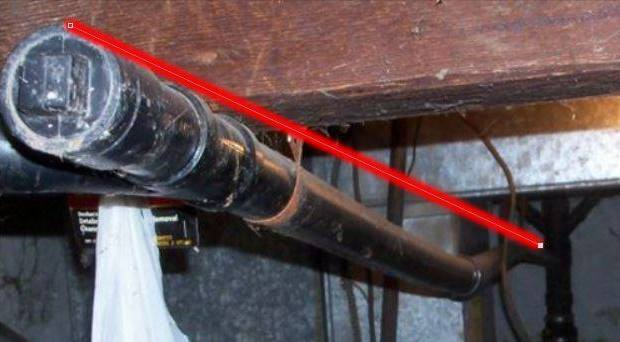 Plumbing & HVAC | DoItYourself.com |Standard Sewer Line Slope