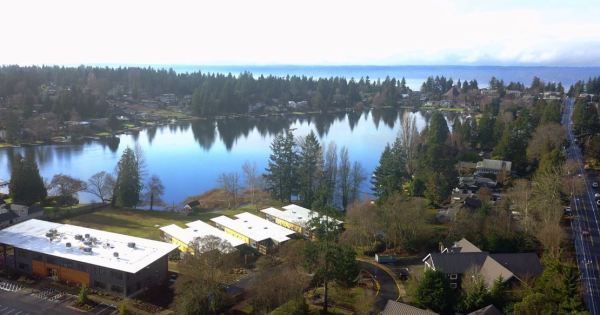 School of Professional Home Inspection Lake Burien Washington 98166