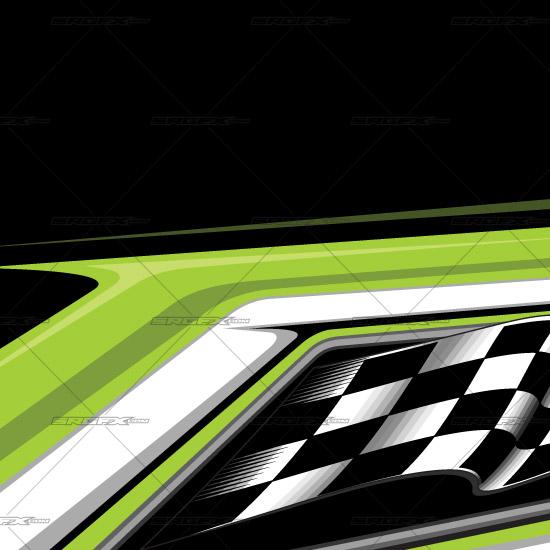 Dirt Graphics Car Templates Race
