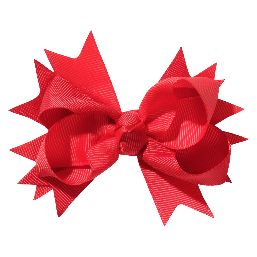 School Hair Accessories  Grosgrain ribbon boutique bow