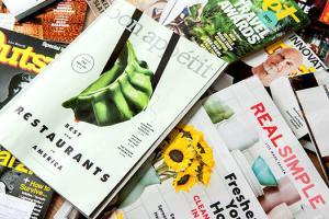 Magazines for children aged 3-6, 7-12 and 13+