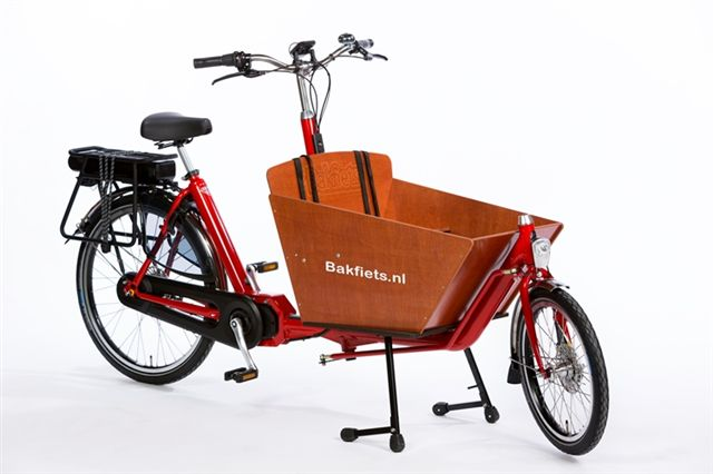 Bakfiets Cruiser Short Cargo Bike