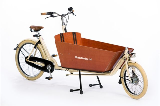 Bakfiets Cruiser Long Cargo Bike