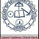 Odisha HSC Time Table 2017- BSE Orissa 10th Date Sheet Pdf Available