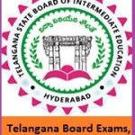 Telangana Intermediate Time Table 2017, TS 12th 1st 2nd Year Exam Date Download