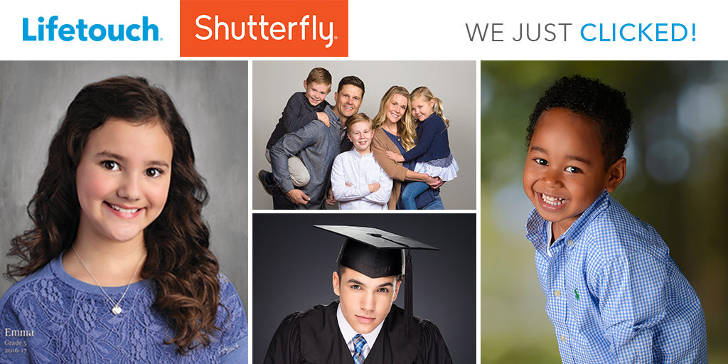lifetouch shutterfly we just
