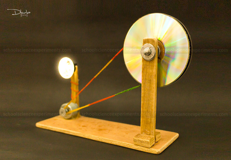 science project electric generator