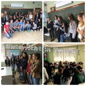 Valencia-Unterricht