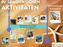 Aktivitätenplan-Schoolsensations