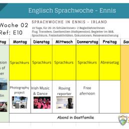 Sprachwoche Ennis - 10 Tage_02