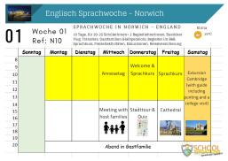 Sprachwoche Norwich - 10 Tage_01