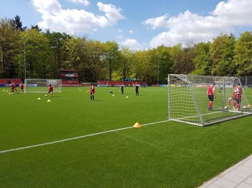 PSV Training camp