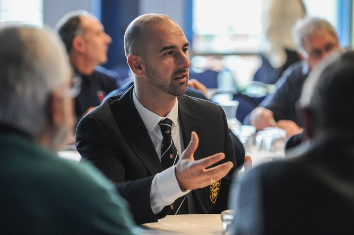 English Schools Football Association Annual General Meeting on Saturday 24th November 2018 (c) Garry Griffiths | ThreeFiveThree Photography