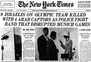 Munich Olympic Massacre