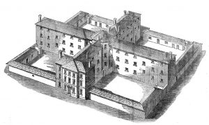 Workhouse design by Samson Kempthorne