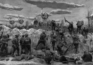 Emu War, 1932